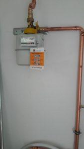 Erneuerung der Gaszähler