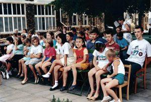 Tschernobylkinder  1997