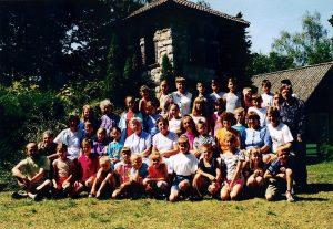 Tschernobylkinder  1998