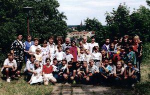 Tschernobylkinder  2000