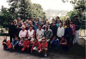 Tschernobylkinder  2001