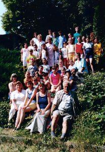 Tschernobylkinder  2003