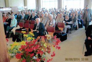 Wachtelburggottesdienst 2014