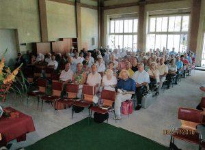 Wachtelburggottesdienst 2016