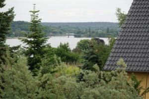 Terrasse - Blick zur Havel