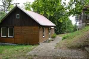 Birkenhaus - Blick Richtung Havel
